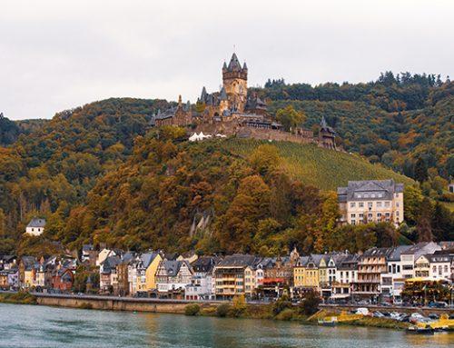 Daytrip – Cochem (Rhineland-Palatinate) – sau cum un oraș mic lasă o impresie uriașă