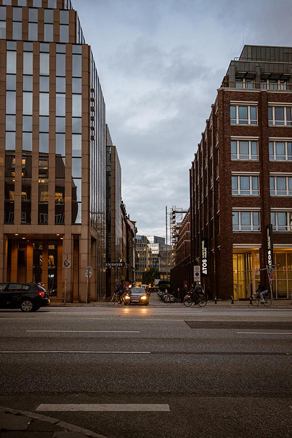 Hamburg - Peisaj urban