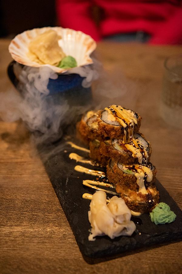Hanoi Deli - Salmon Crunch