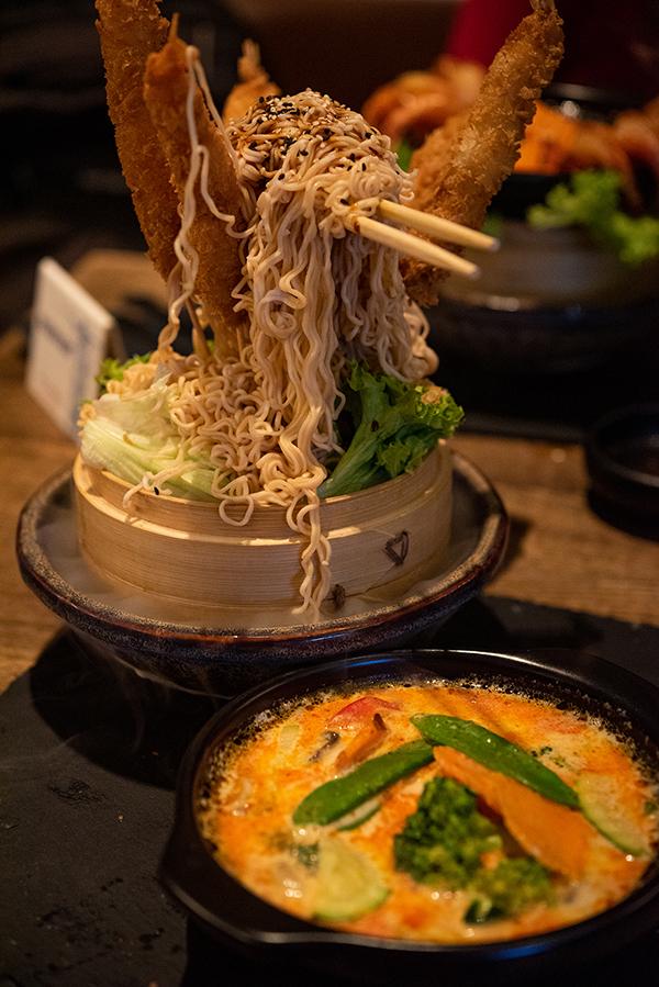 Hanoi Deli - Flying Noodles