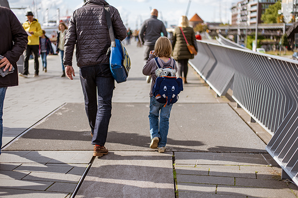 Hamburg - Fotografie pe stradă