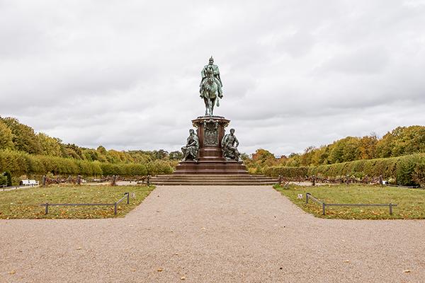 Grădină - Schweriner Schloss