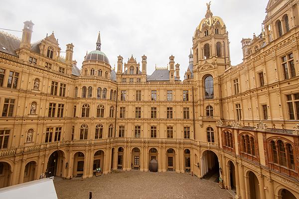 Schweriner Schloss - Interior